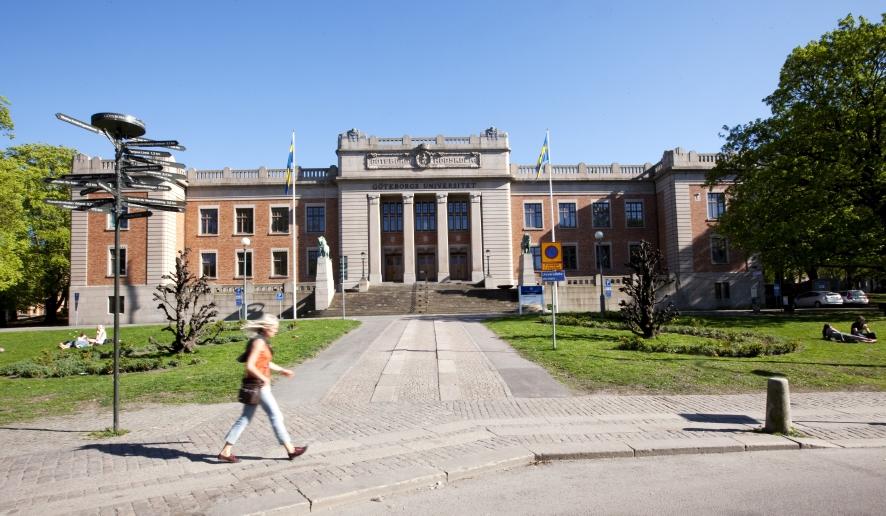 göteborgs universitet adress